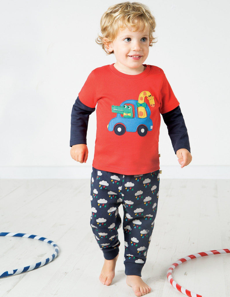 Frugi Snuggle Crawlers - Rainclouds Lifestyle