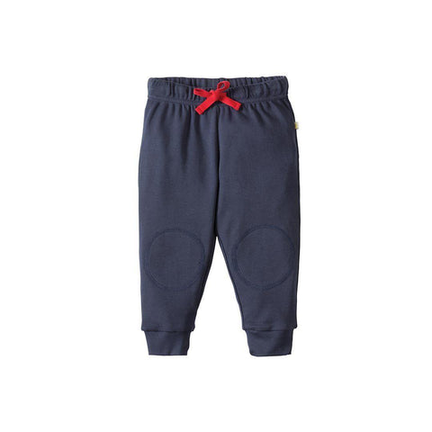 Frugi - Kneepatch Crawlers - Navy