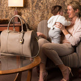 PacaPod Changing Bag - Firenze - Latte 3