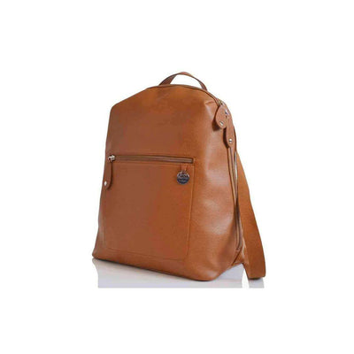 PacaPod Changing Bag - Hartland - Leather Tan-Changing Bags-Default- Natural Baby Shower