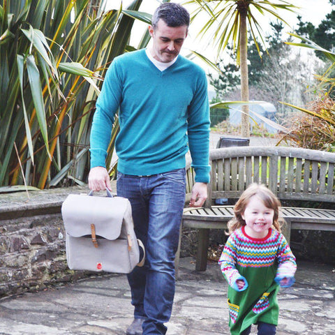 PacaPod Changing Bag - Hastings - Driftwood-Changing Bags-Default- Natural Baby Shower