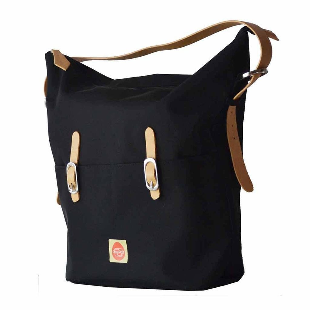 PacaPod Changing Bag - Idaho - Black