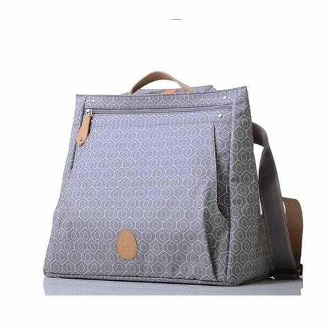 PacaPod Changing Bag - Lewis - Dove Tile