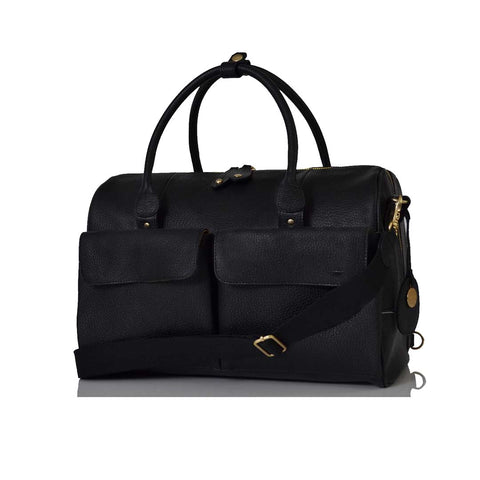 PacaPod Changing Bag - Loreto - Black-Changing Bags- Natural Baby Shower