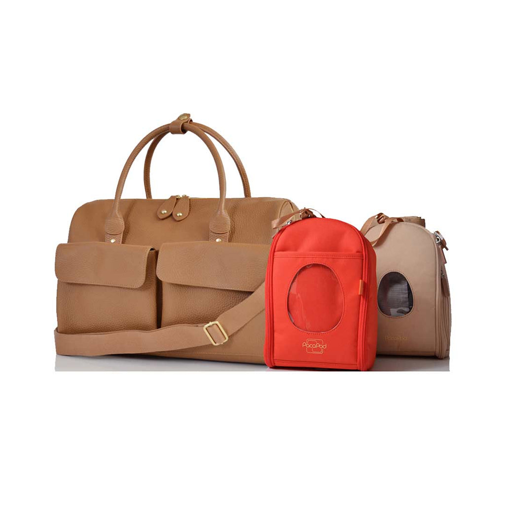 PacaPod Changing Bag - Loreto - Oak-Changing Bags- Natural Baby Shower