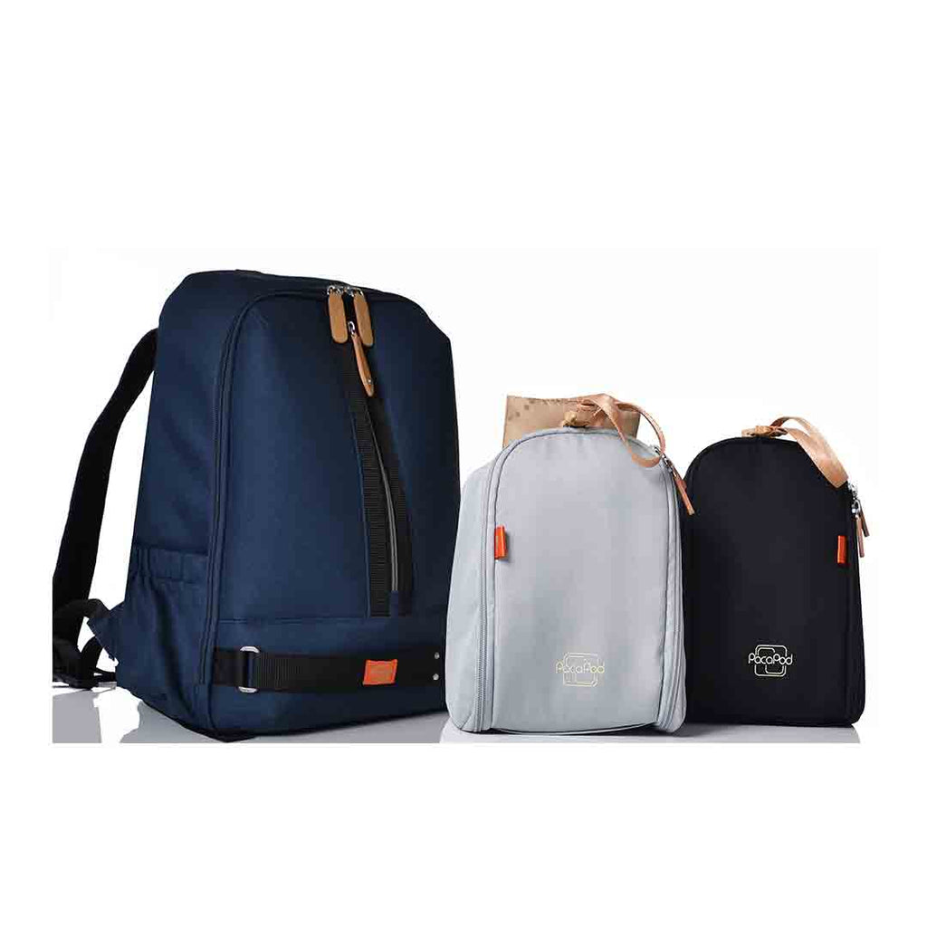 PacaPod Changing Bag - Picos Pack - Navy 3