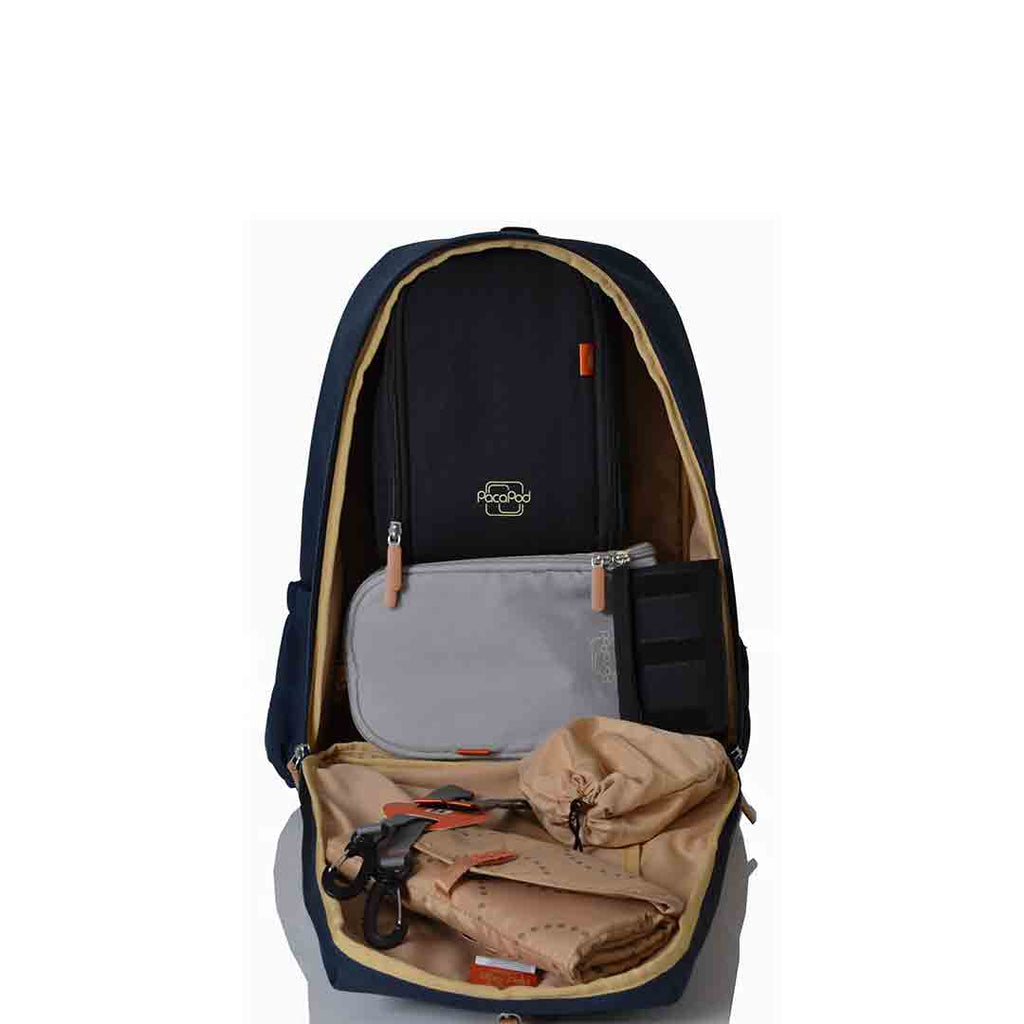 PacaPod Changing Bag - Picos Pack - Navy 1
