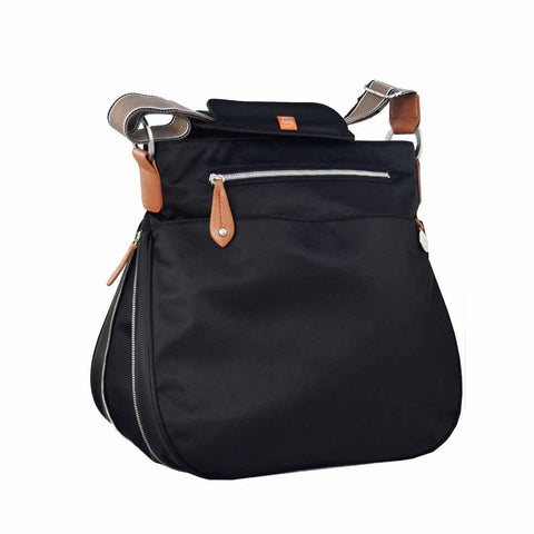 PacaPod Changing Bag - Portland - Black