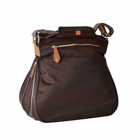 PacaPod Changing Bag - Portland - Chocolate