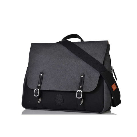PacaPod Changing Bag - Prescott Combi - Black Charcoal