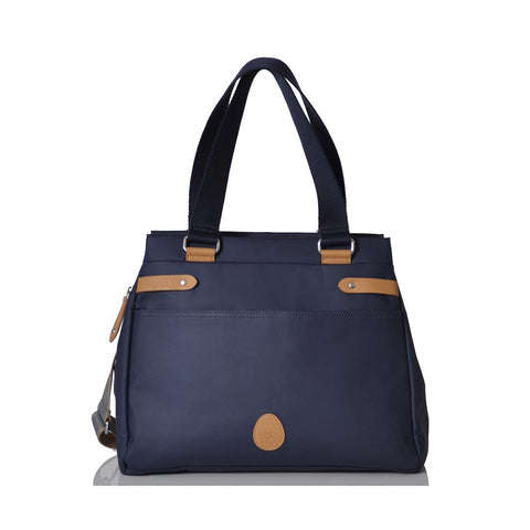 PacaPod Changing Bag - Richmond - Navy-Changing Bags- Natural Baby Shower