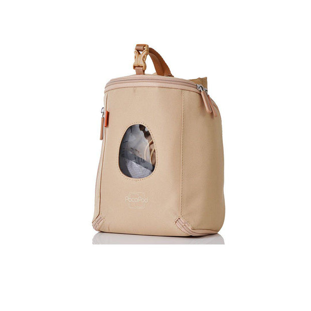 PacaPod Luxury Changer Pod & Mat - Stone-Changing Bag Accessories-Default- Natural Baby Shower