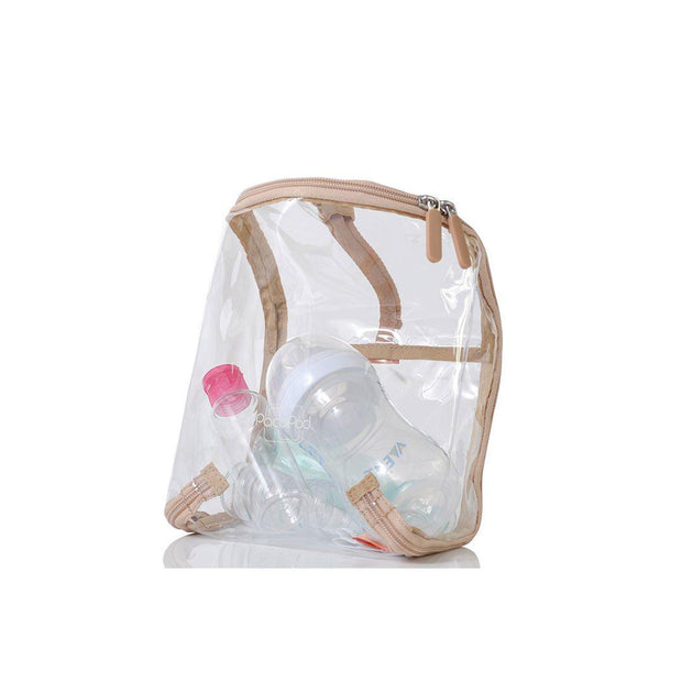 PacaPod Travel Pod - Clear-Changing Bag Accessories-Default- Natural Baby Shower