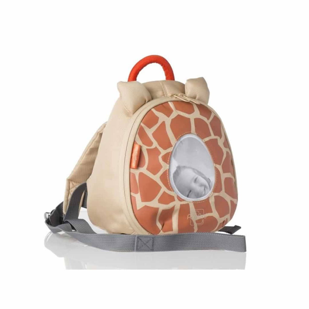 PacaPod Changer Toy Pod - Giraffe Flame-Children's Bags-Default- Natural Baby Shower