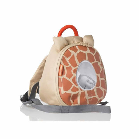 PacaPod Changer Toy Pod - Giraffe Flame - Children's Bags - Natural Baby Shower
