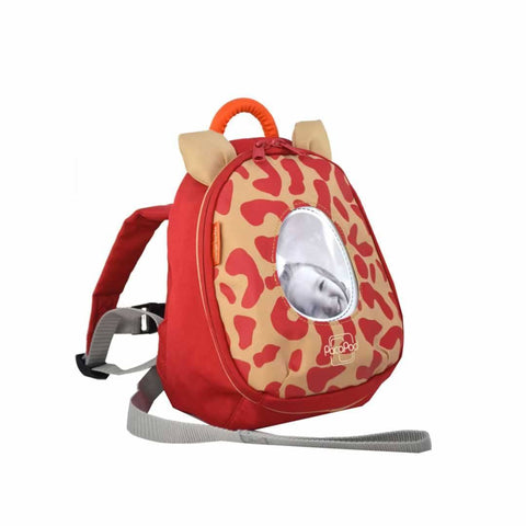 PacaPod Changer Toy Pod Red Leopard