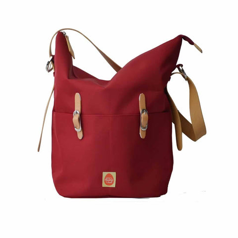 PacaPod Changing Bag - Idaho in Crimson
