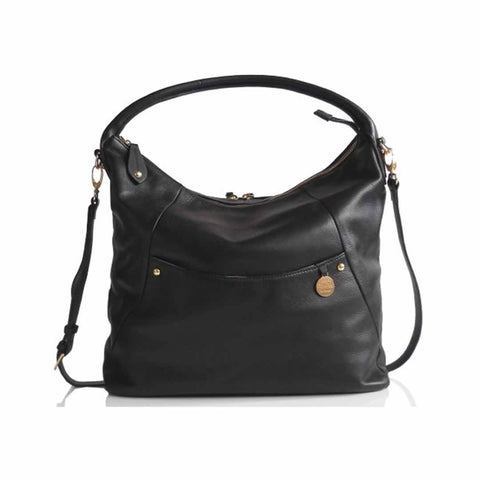 PacaPod Changing Bag - Jasper in Black