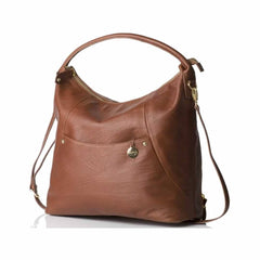 PacaPod Changing Bag - Jasper in Chestnut