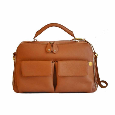 PacaPod Changing Bag - Madison in Tan