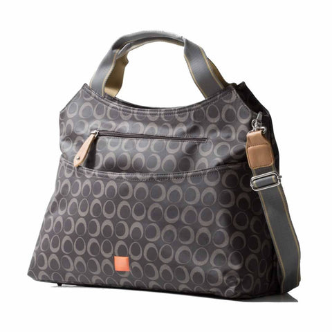 PacaPod Changing Bag - Napier in Charcoal