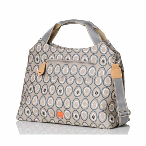 PacaPod Changing Bag - Napier - Fossil - Changing Bags - Natural Baby Shower