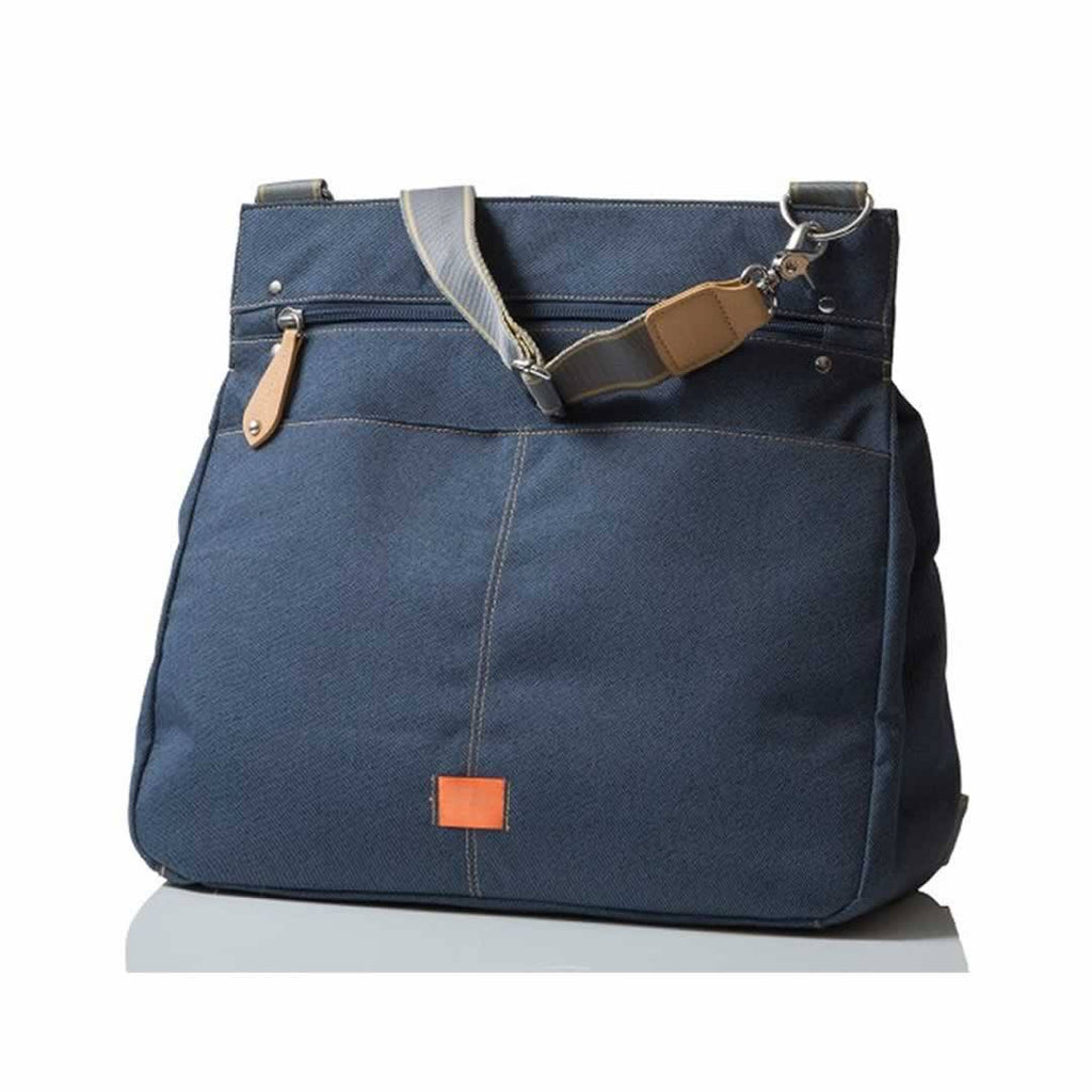 PacaPod Changing Bag - Oban in Denim
