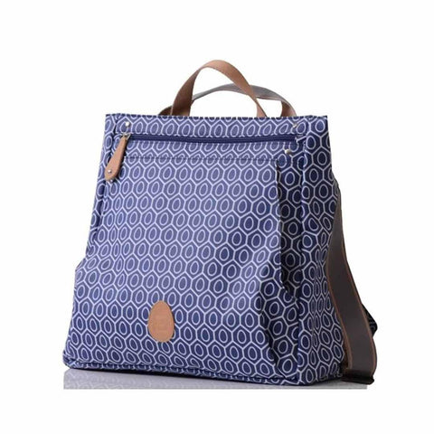 PacaPod Changing Bag - Lewis - Marine Tile