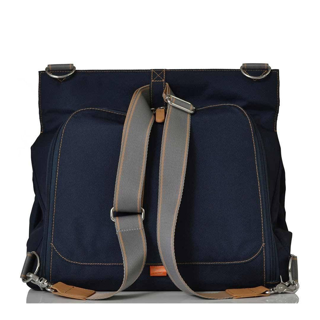 Pacapod Changing Bag - Oban - Navy Back
