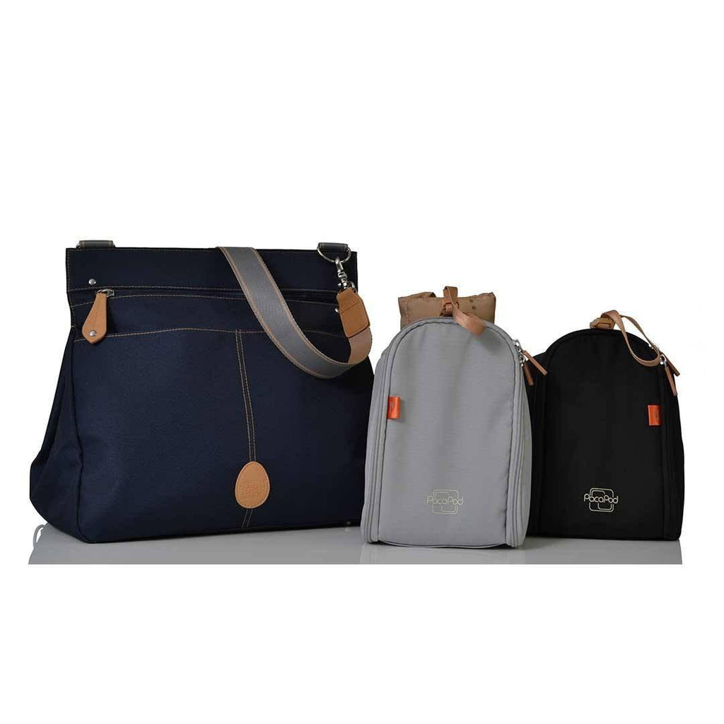 Pacapod Changing Bag - Oban Navy