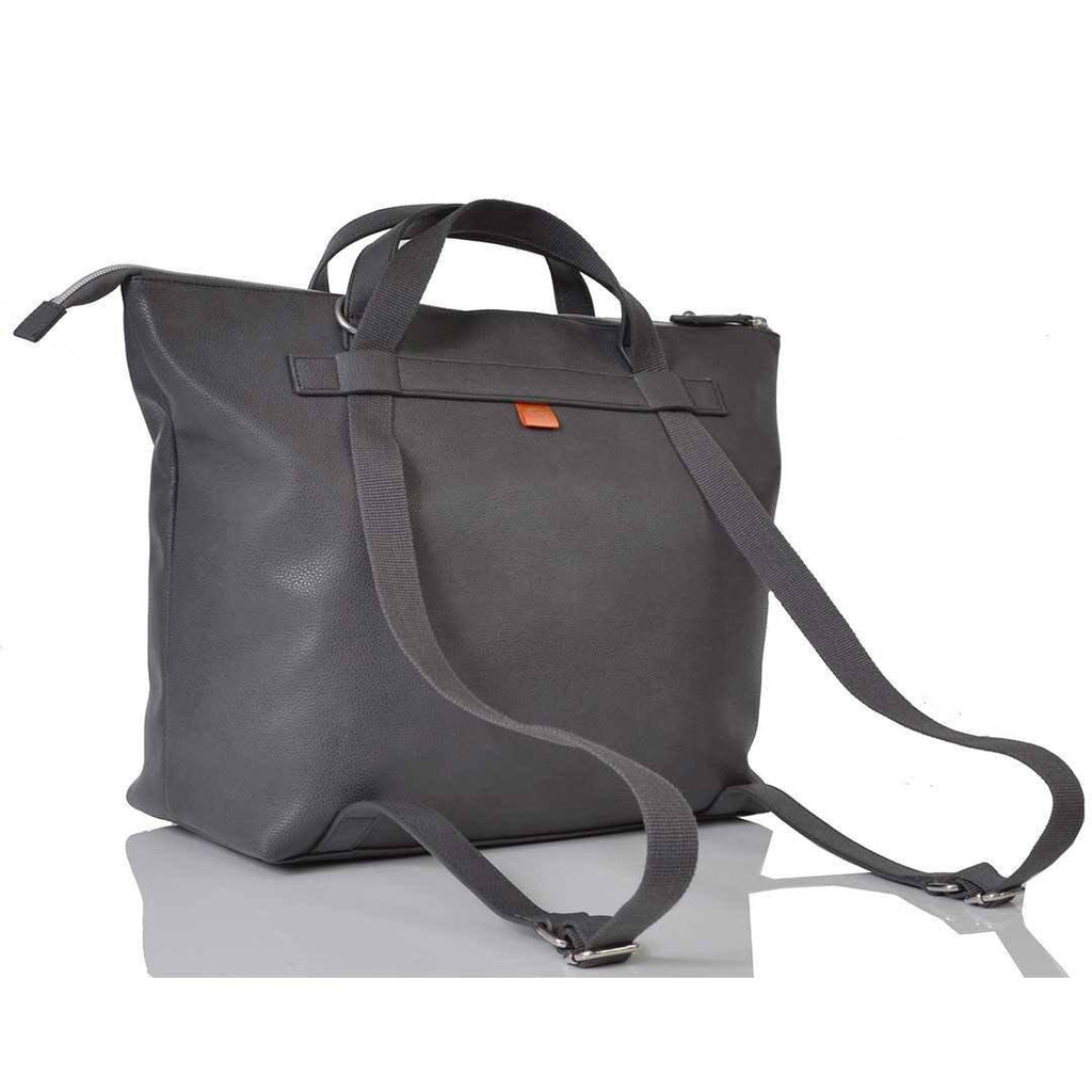 Pacapod Changing Bag - Saunton - Pewter Straps
