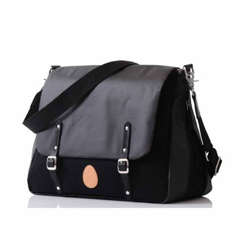 PacaPod Changing Bag - Prescott - Black - Changing Bags - Natural Baby Shower