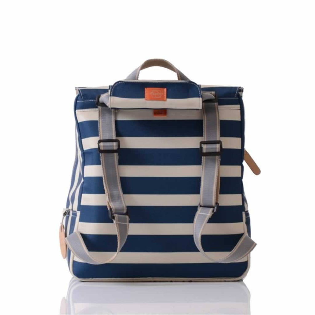 Pacapod Changing Bag Hastings Navy Stripe
