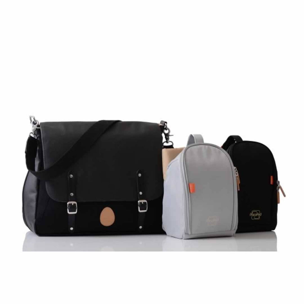 Pacapod Changing Bag Prescott Black