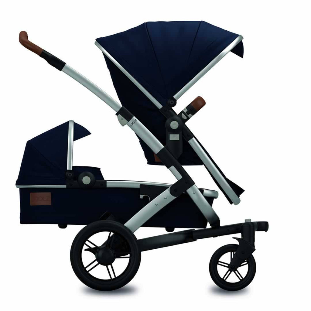 Joolz Geo Earth Duo Stroller - Parrot Blue - Strollers - Natural Baby Shower