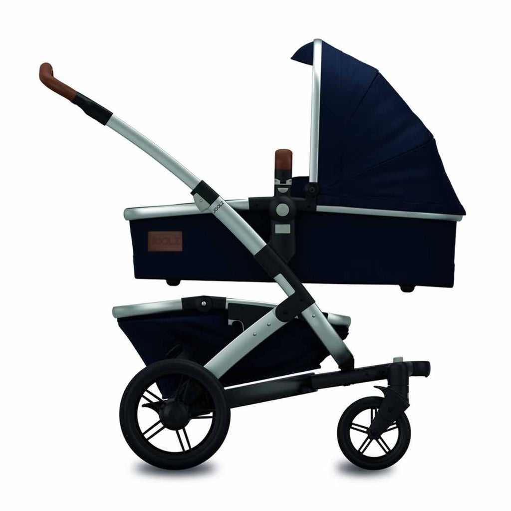 Joolz Geo Twin Stroller Earth Parrot Blue