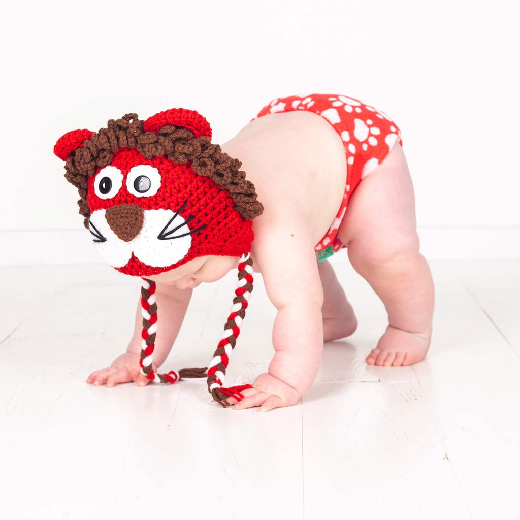 TotsBots PeeNut Wrap - Pawfect-Nappy Wraps- Natural Baby Shower