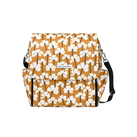 Petunia Pickle Bottom Changing Bag - Boxy Backpack - Meandering in Middleton