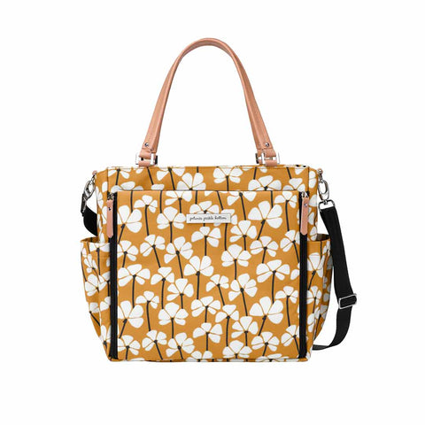 Petunia Pickle Bottom Changing Bag - City Carryall - Meandering in Middleton 1