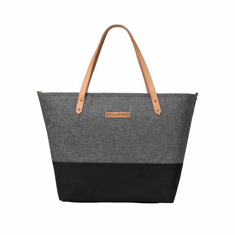 Petunia Pickle Bottom Changing Bag - Downtown Tote - Graphite/Black