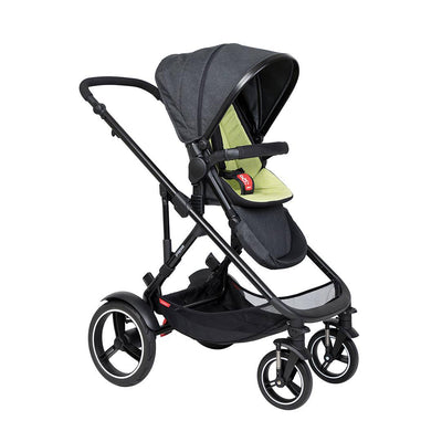 Phil & Teds Voyager Pushchair - Apple-Strollers-Apple- Natural Baby Shower