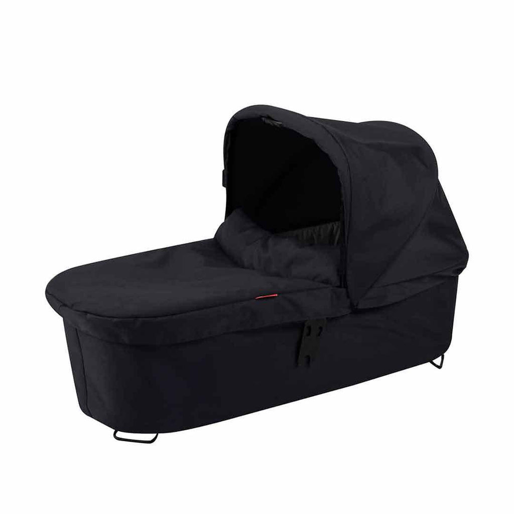 Phil & Teds Dash Snug Carrycot - Black-Carrycots- Natural Baby Shower