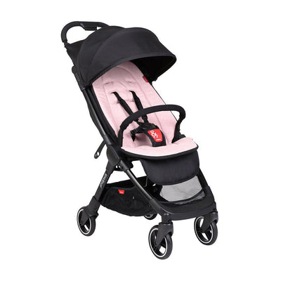 Phil & Teds Go V2 Pushchair - Blush-Strollers- Natural Baby Shower