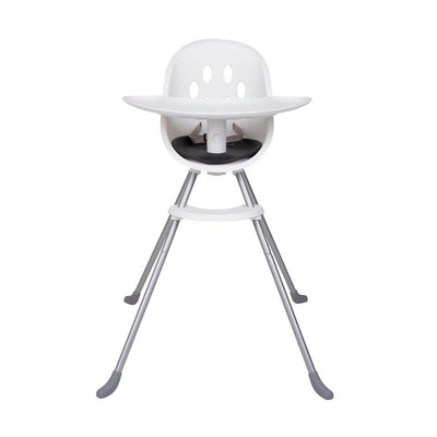 Phil & Teds Poppy Highchair - Metal - Black-Highchairs- Natural Baby Shower