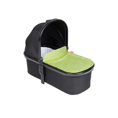 Phil & Teds Snug Carrycot & Lid - Apple-Carrycots- Natural Baby Shower