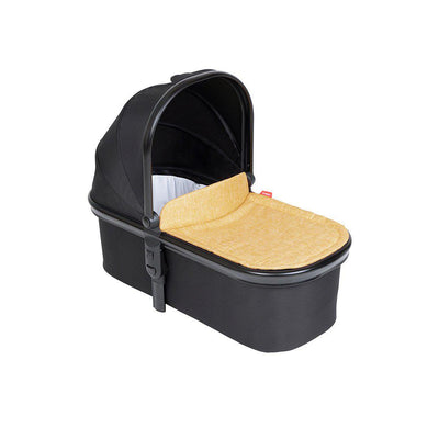 Phil & Teds Snug Carrycot & Lid - Butterscotch-Carrycots- Natural Baby Shower