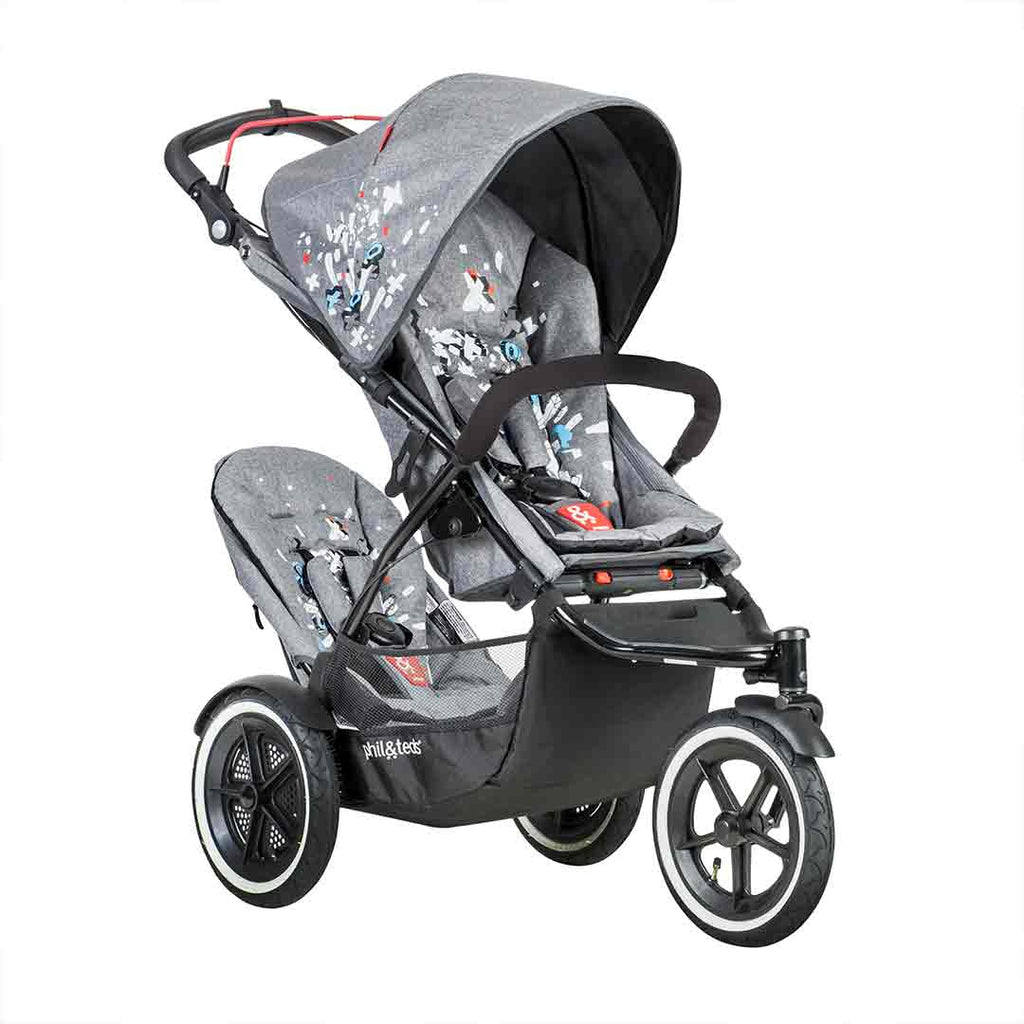 Phil Teds Sport Pushchair Double Kit