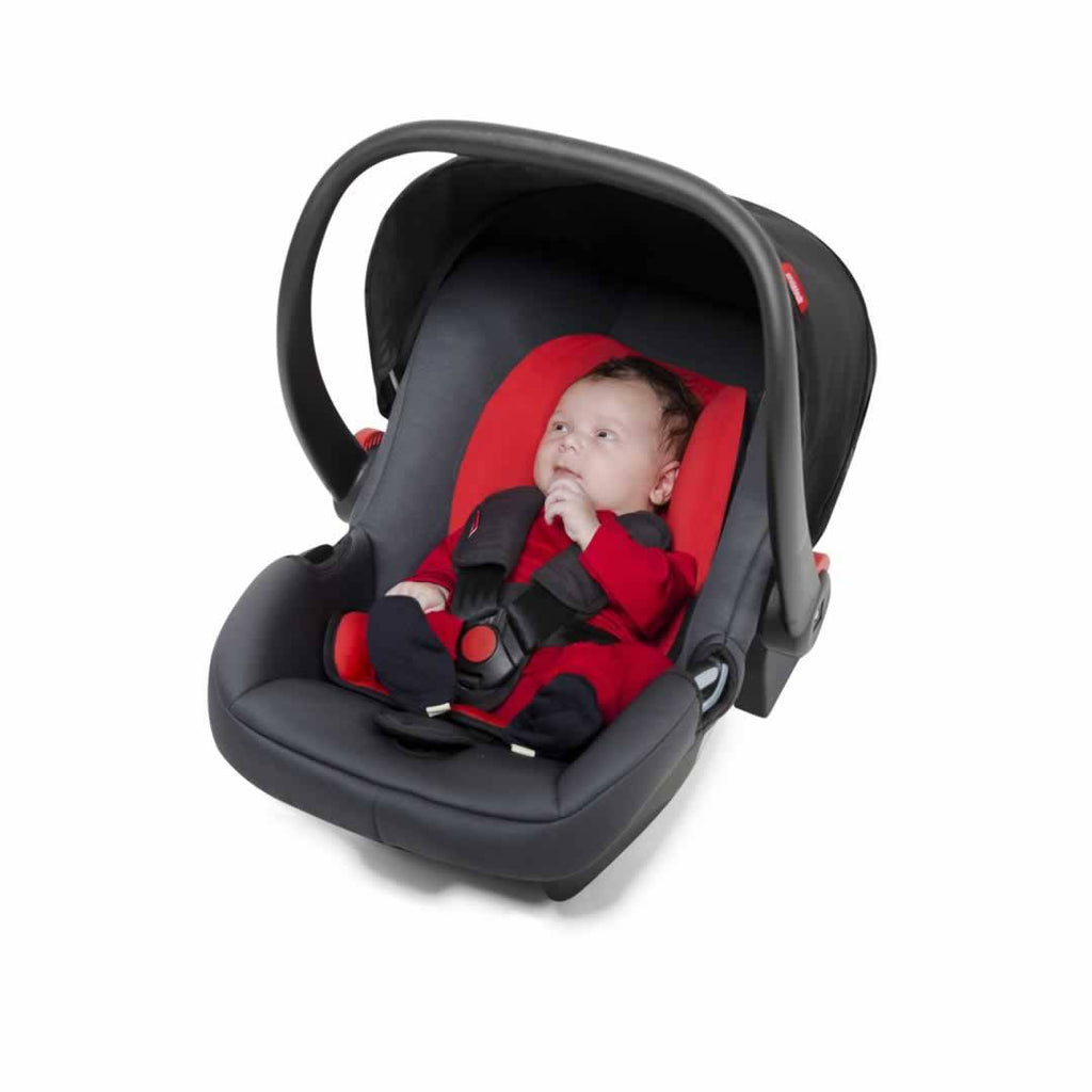 Phil & Teds Alpha Car Seat in Black