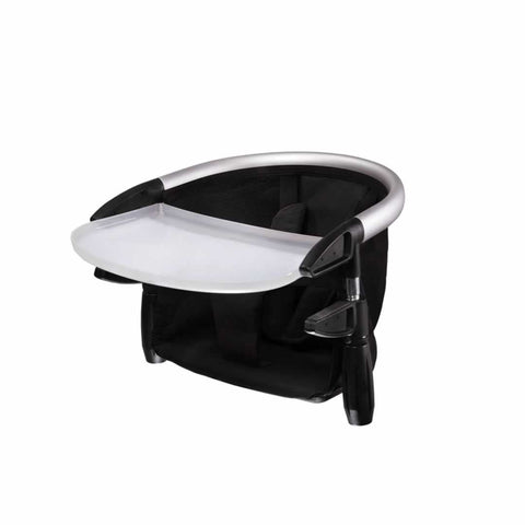 Phil & Teds Lobster V2 High Chair - Black-High Chairs- Natural Baby Shower
