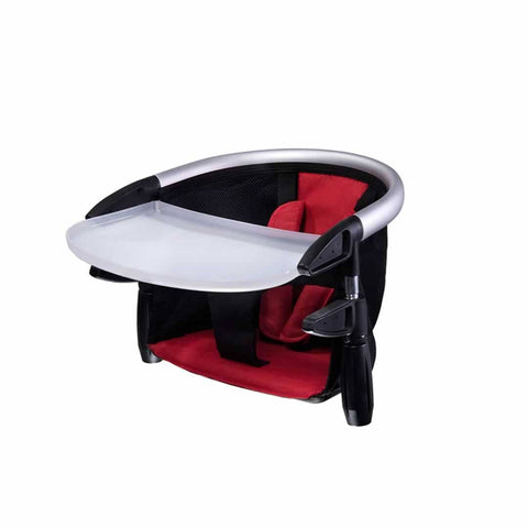 Phil & Teds Lobster V2 High Chair - Red-High Chairs- Natural Baby Shower